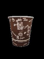 Бумажные стаканчики Global Cups 250 мл.