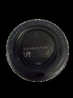 Крышка пластиковая GlobalCups 90 мм без клапана