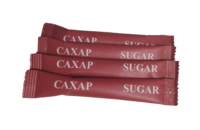 Сахар порционный в стиках 5 г. (упаковка 2,5 кг)