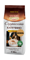Капучино TORINO Карамель 1000г